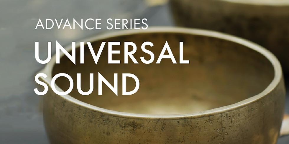 NEW! Advance Series: Universal Sound