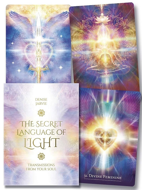 Oracle Cards - The Secret Language of Light