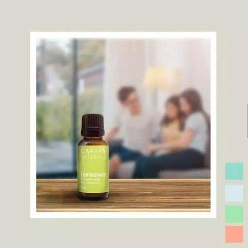 CAHAYA NATURALS - Lemongrass Essential Oil
