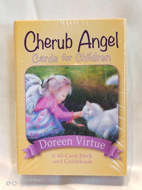 Oracle Cards - Cherub Angel