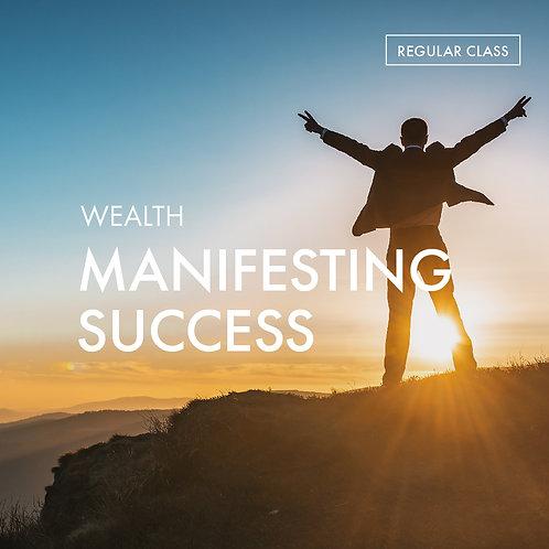 +Energy Meditation Charger @Wealth: Manifesting Success