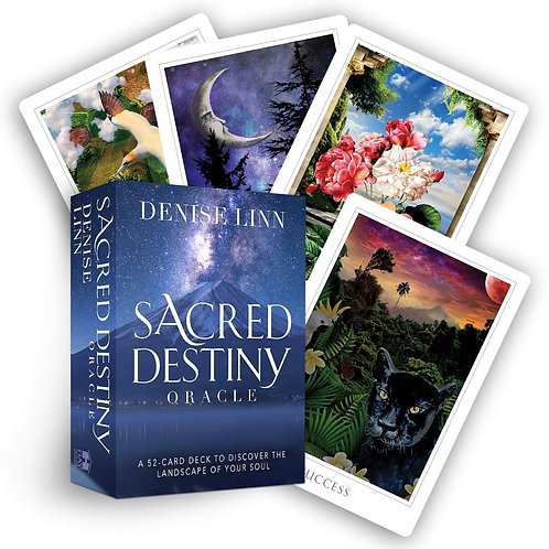 Oracle Cards - Sacred Destiny