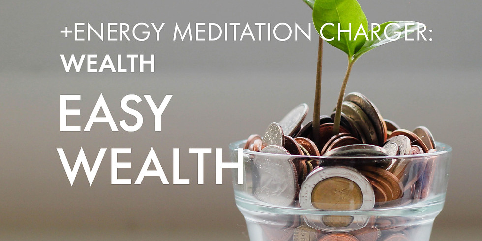 NEW! +Energy Charger @Wealth: Easy Wealth