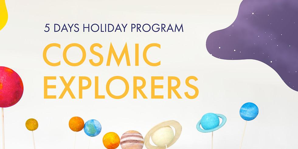 Cosmic Explorers (For Children)
