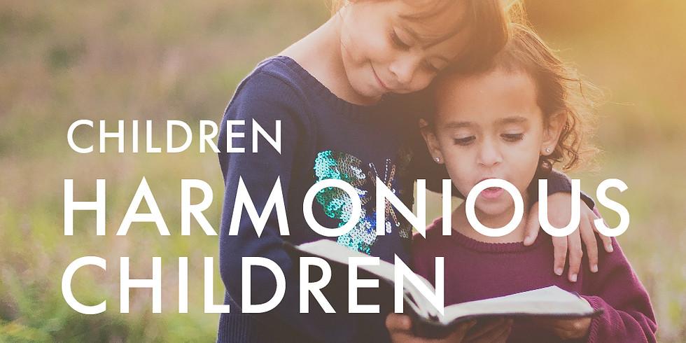 Children: Harmonious Children