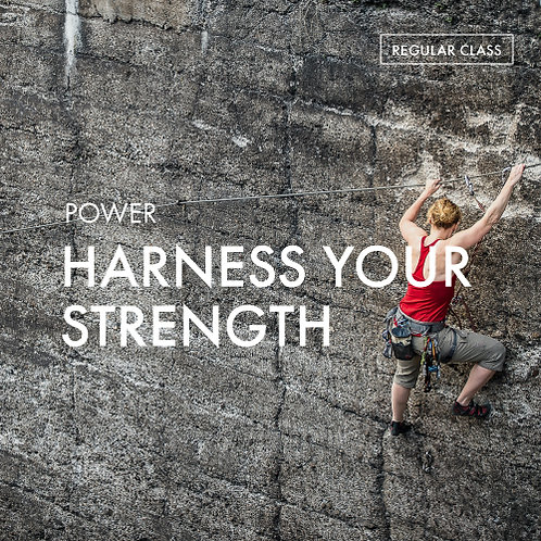 Power: Harness Your Strength