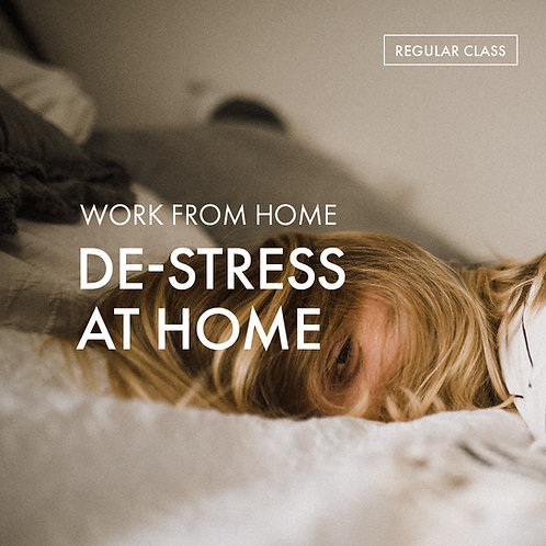 +Energy Meditation Charger @Work From Home: De-Stress at Home