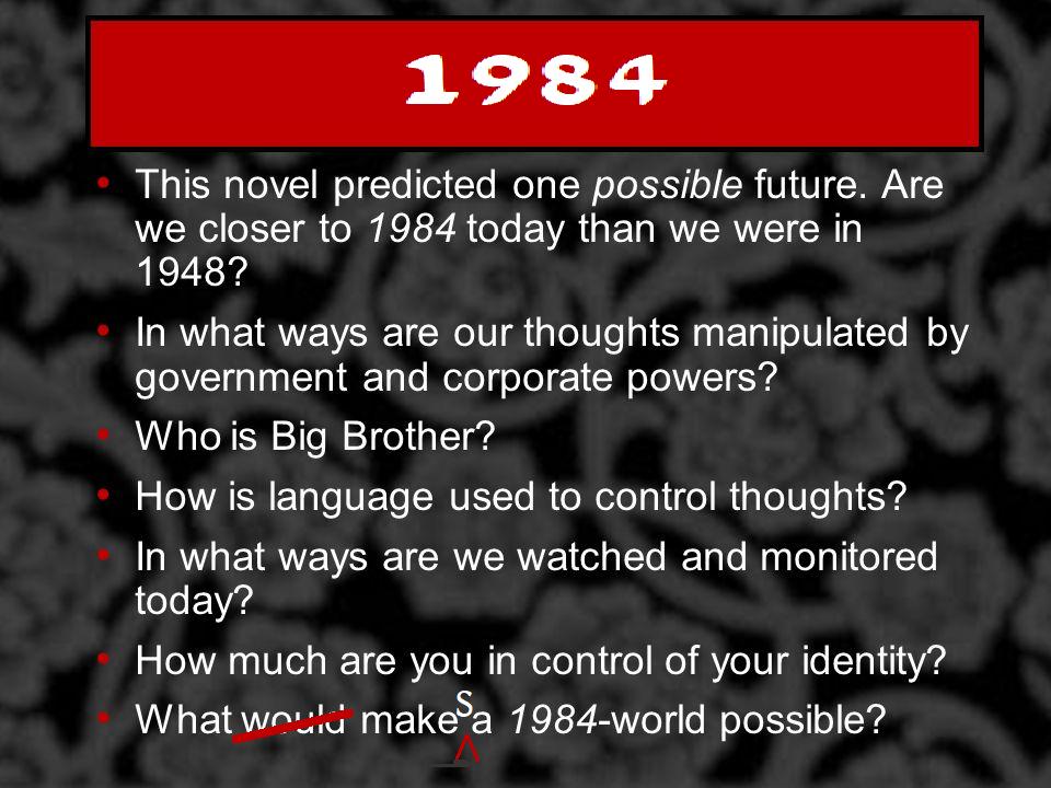 Enabling 1984