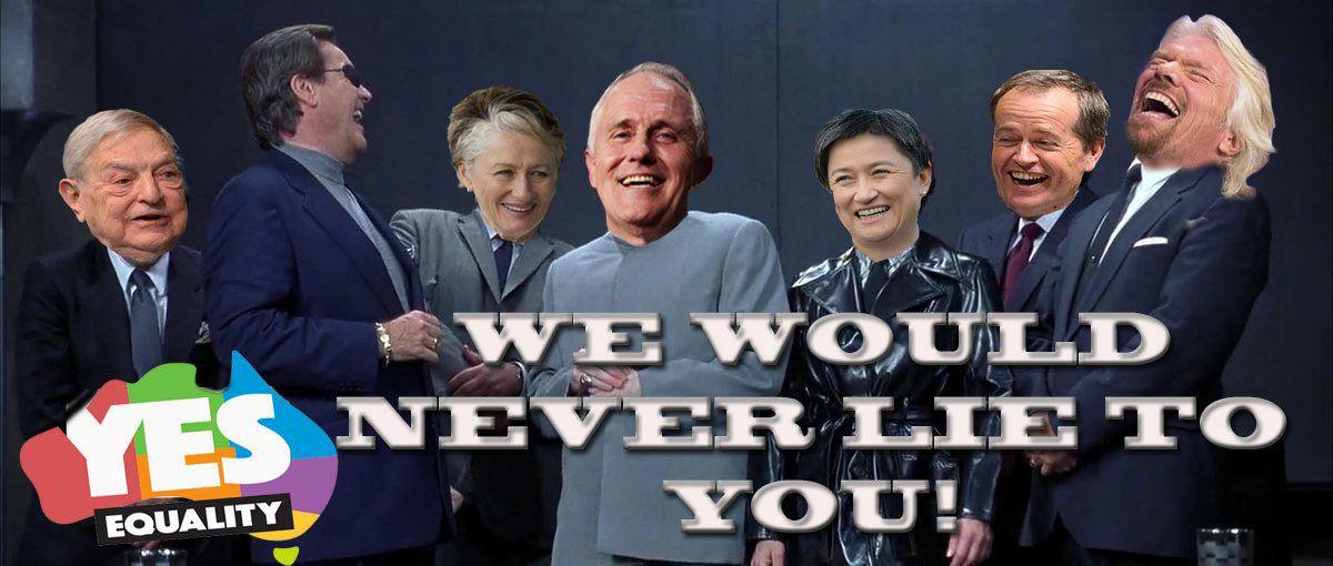 Liars & Traitors