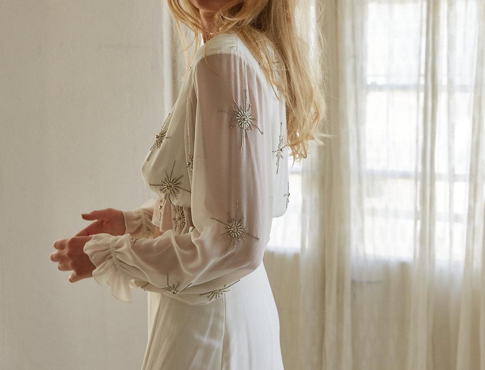 Rita Blouse  I  Long sleeve