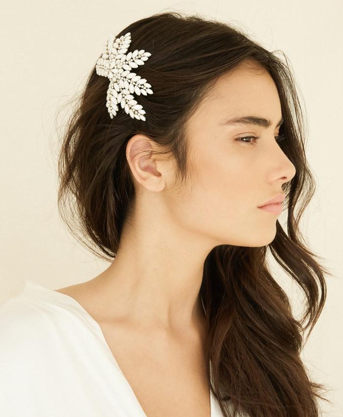 FLOW hair comb