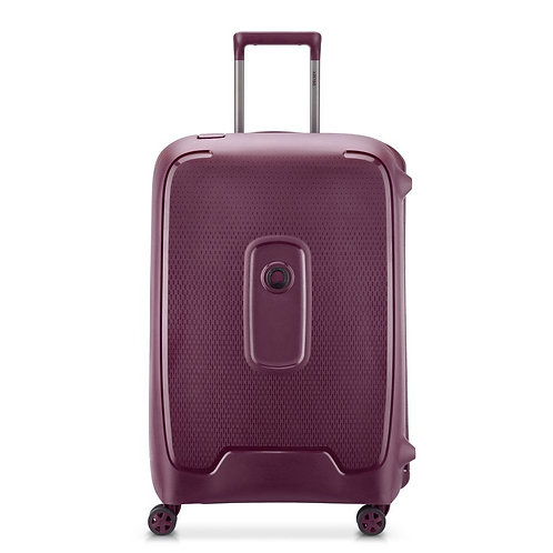 DELSEY MONCEY VALISE TROLLEY 4 DOUBLES ROUES 69 CM