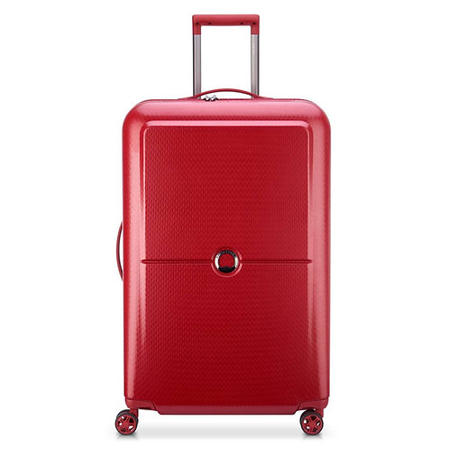 DELSEY TURENNE VALISE TROLLEY 4 DOUBLES ROUES 65 CM