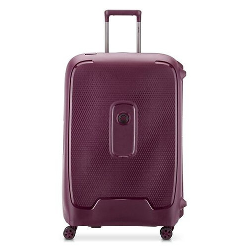 DELSEY MONCEY VALISE TROLLEY 4 DOUBLES ROUES 76 CM