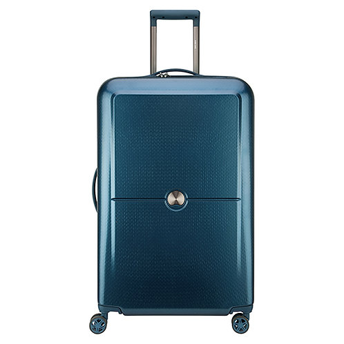 DELSEY TURENNE VALISE TROLLEY 4 DOUBLES ROUES 75 CM