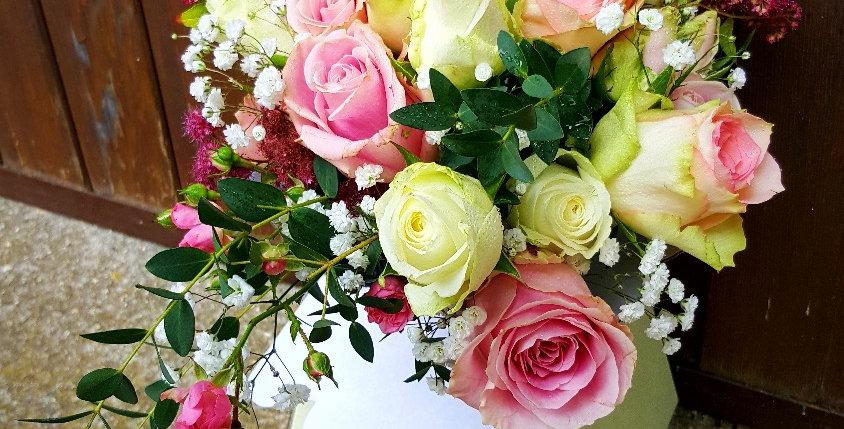Medium Size Roses Bouquet