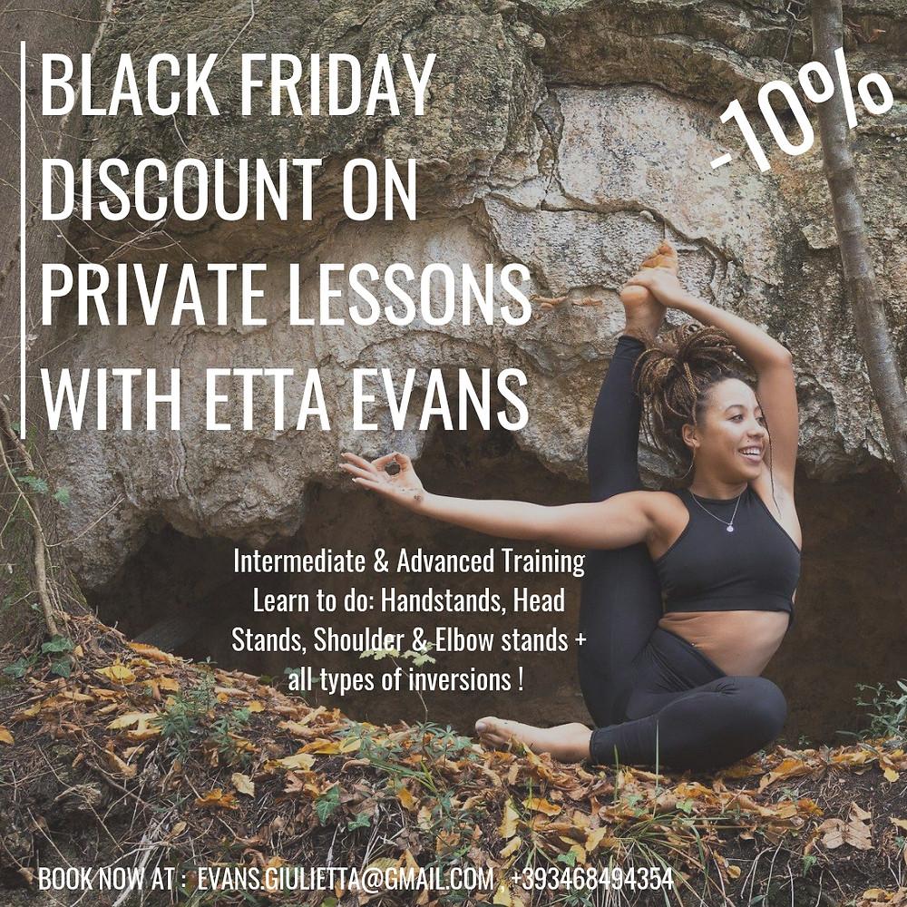Etta Evans: instagram - ettas_yogaflow