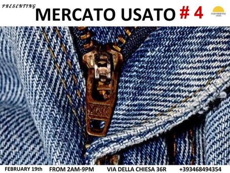 Mercatino Dello Usato 19 Feburary from 2pm-9pm