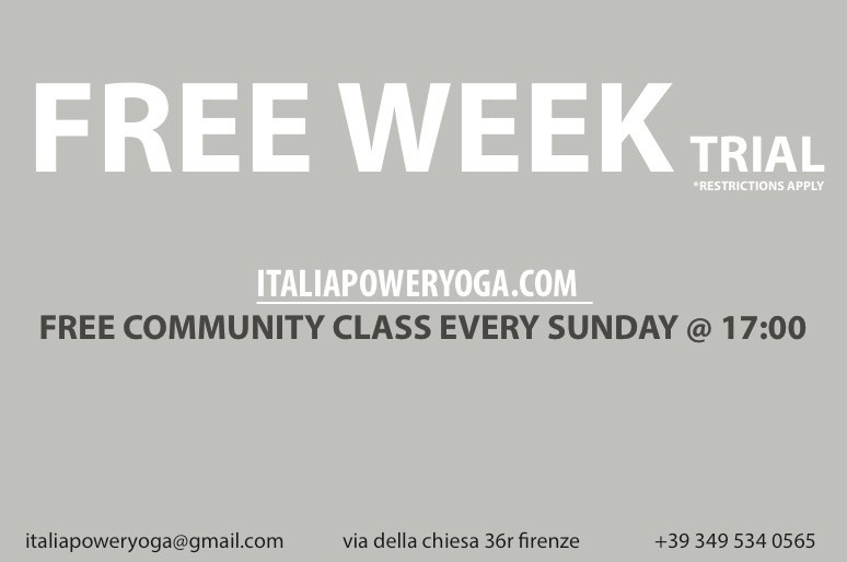 italia power yoga