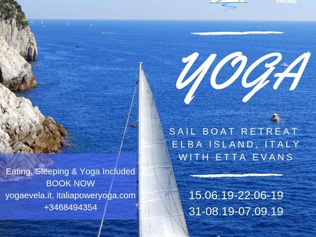 Elba Island Sail Boat Retreat 980euro