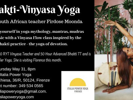 Bhakti-Vinyasa Yoga