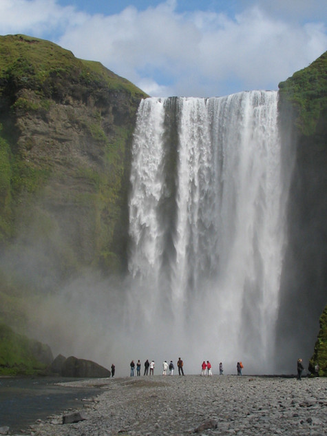 Dettifloss Waterfall Iceland