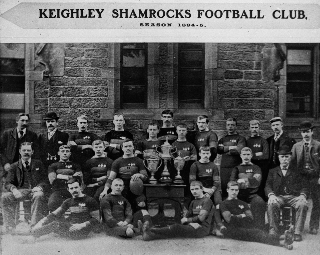 210_Keighley Shamrocks Team 1894-5