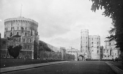 154_125a The Round Tower- Windsor Castle
