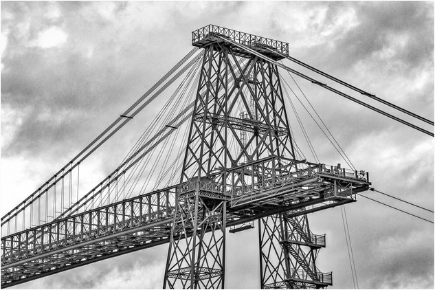 Newport Car Transporter Bridge