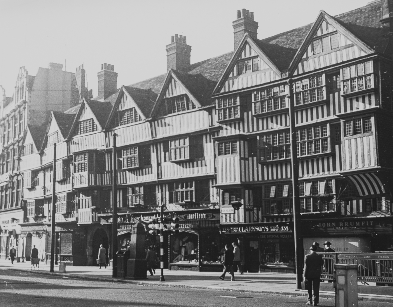 016_11 Staple Inn- Holborn