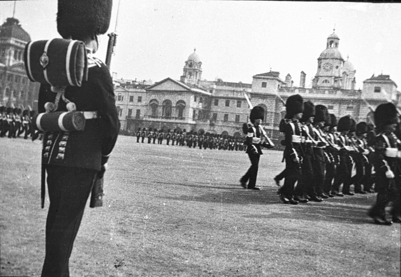 167_Changing Guards- Horse Guards Parade