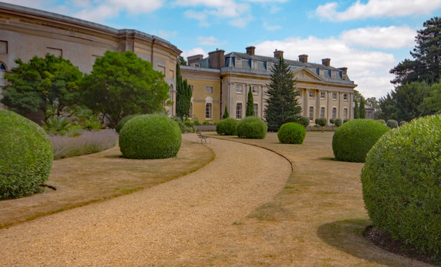 Ickworth House - Scorched Summer