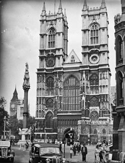 160_68 Westminster Abbey- West Front