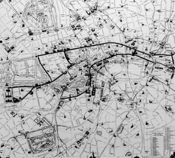 005_5 Map of London