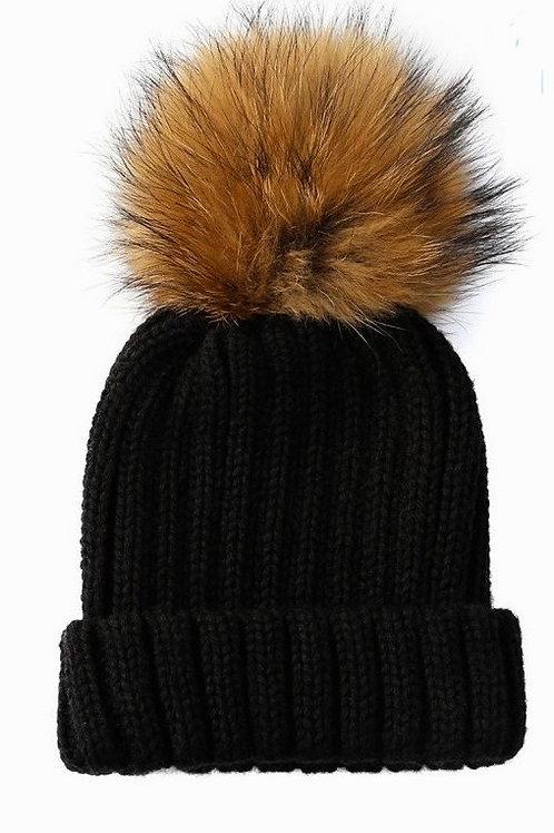 blackout winter hat