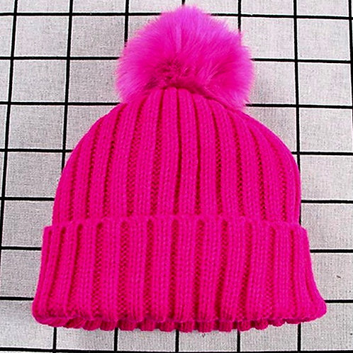 Hot pink Hat