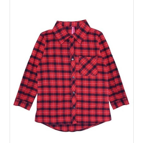 Red/Black Flannel