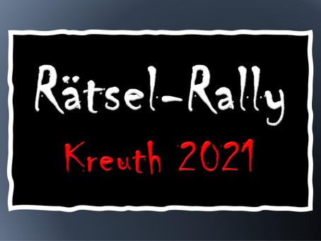 Rätsel-Rally Kreuth 2021