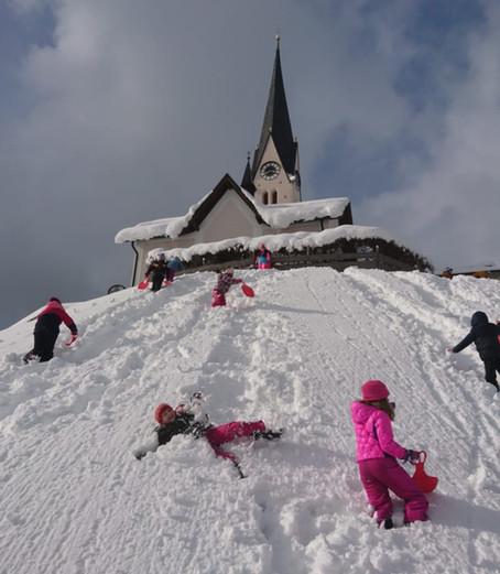 Winter 2.0 im Kinder-Hort Kreuth!