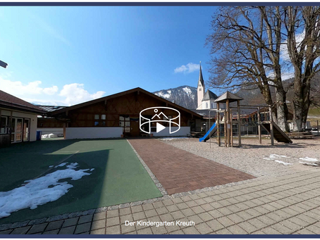 360°-Tour durch den Kindergarten Kreuth