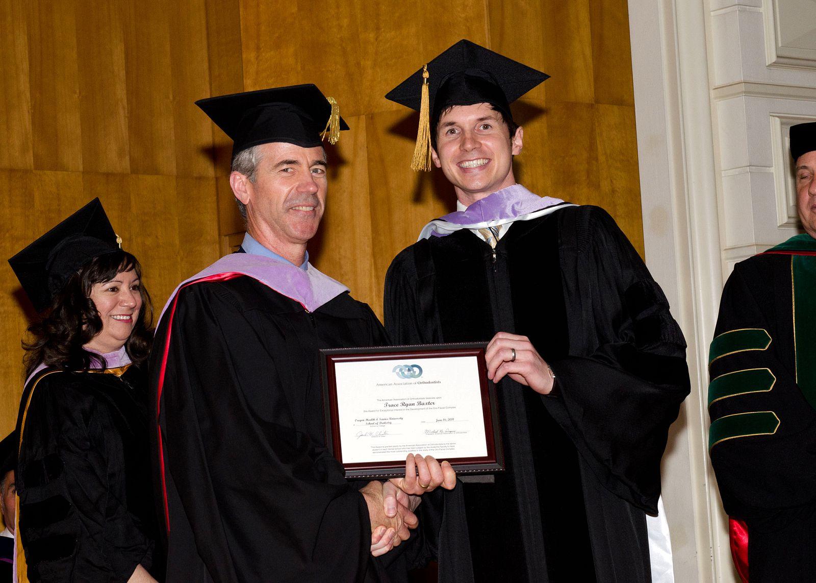 OHSU Graduation