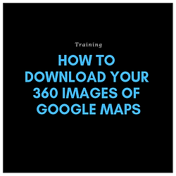 How to download your 360 images of Googl
