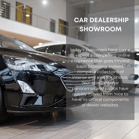 My Panoramic Interactive Car dealershop.