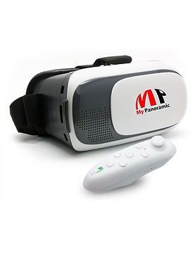 My Panoramic Virtual Reality Viewer
