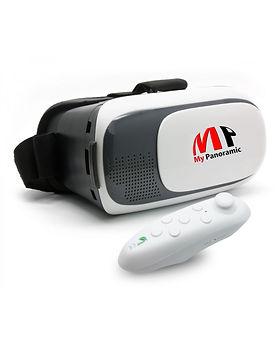 My Panoramic Virtual Reality Viewer