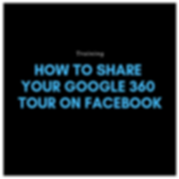 How to share your Google 360 Tour on Fac