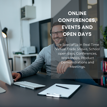 My Panoramic Online Conferences, events