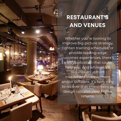 My Panoramic Interactive Restaurant's an