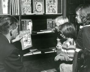 Parry Sound Public Library 1960
