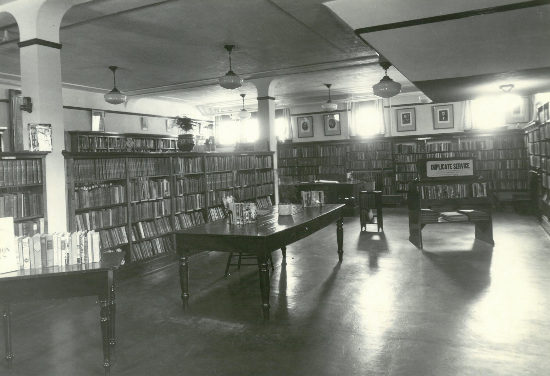 Parry Sound Public Library 1949